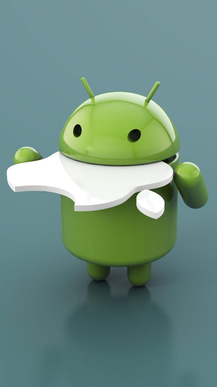 Sfondi samsung galaxy s3 hd android mangia apple for Sfondi hd android