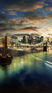 Sfondi Samsung Galaxy S3 HD - città