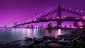 Sfondi HD -bridge-manhattan