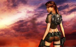 Sfondi HD desktop -Tomb Raider