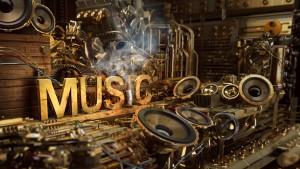 Sfondi desktop HD - casse musica