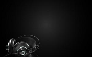 Sfondi desktop HD - cuffie musica