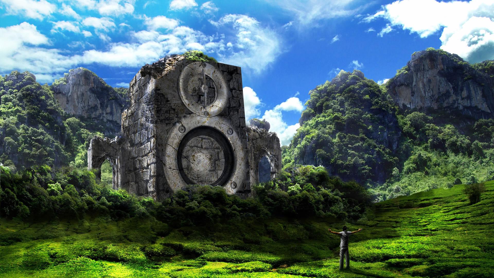 Sfondo hd fantasy wallpaper sfondi hd gratis for Sfondi hd natura