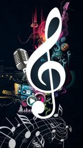 Sfondi HD samsung s3 - musica