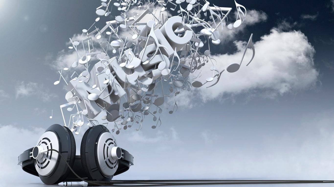 Sfondo Hd Musica Cuffie Auricolari Alta Definizione Sfondi Hd Gratis