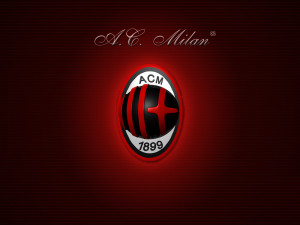 Sfondi HD Milan calcio logo