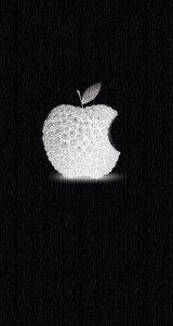 Sfondi iphone 5s e 5C - apple logo