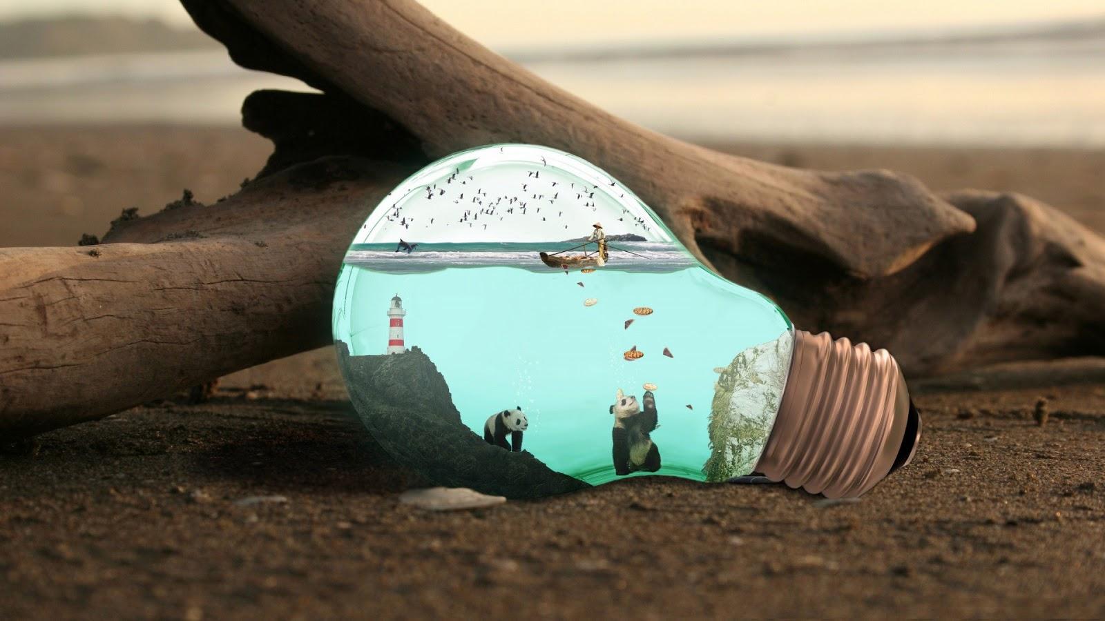 Sfondo desktop hd lampadina i pi scaricati sfondi hd for Immagini sfondo hd