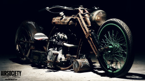 Sfondi HD per desktop moto -chopper-yamaha-xs650-wallpaper