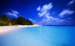 Sfondo Hd spettacolare mare tropicale - wallpapers
