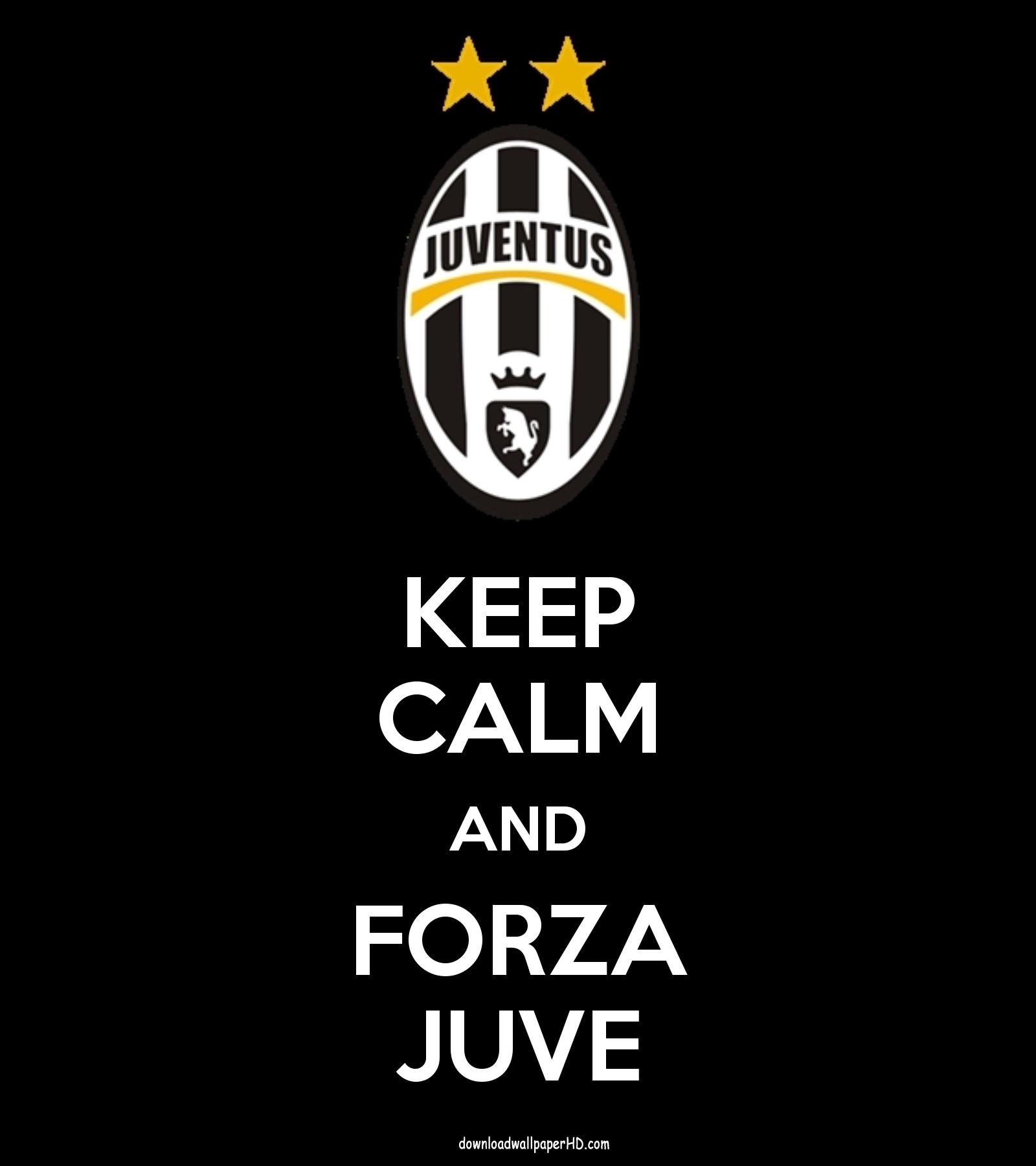 Keep calm and forza juve sfondi hd gratis for Scarica sfondi juventus gratis