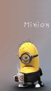 Sfondi HD iphone 6 minion