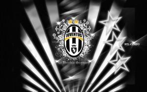 Sfondo HD juventus logo