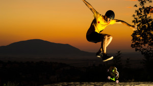 Sfondi HD sport estremi Skateboard