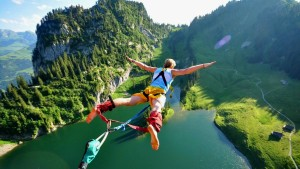 Sfondi HD sport estremi bungee jumping