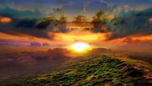 Sfondi HD tramonto