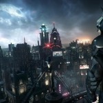 Sfondi HD Batman Arkham Knight game