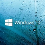 Sfondi windows 10 acqua