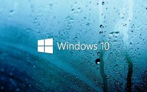 Sfondi windows 10 acqua