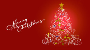 Sfondo Natale merry christmas