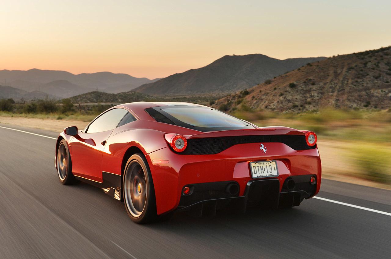 Sfondo Ferrari 458 Spider Sfondi Hd Gratis