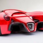 Sfondo Ferrari enzo concept 2015