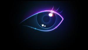 Sfondo creativo occhio