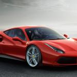 Wallpaper Ferrari 488 gtb