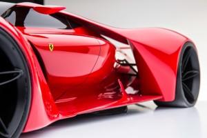 Wallpaper Ferrari F80
