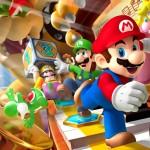 Sfondi HD cartoon Super Mario