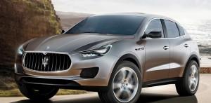 Sfondo HD suv Maserati levante