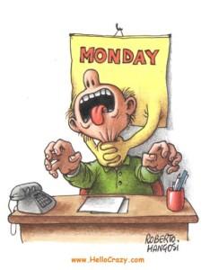Vignetta lunedì tragedia