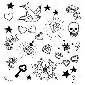 Tattoo dita mano idee