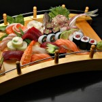 Sfondo desktop sushi