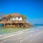 Sfondo HD bellissimo casa sul mare